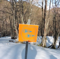 Raquettes dans le Val d'AZUN