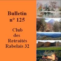 Bulletin n° 125