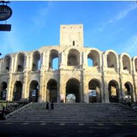 ARLES, rando découverte en Provence, commentaires et galeries photos