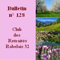 Bulletin n°128