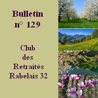 Bulletin n° 129
