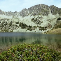Les lacs du BASTAN