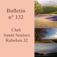 Bulletin n° 132