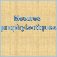 Mesures prophylactiques