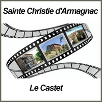 Le Castet (château) de Sainte Christie d'Armagnac