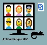Atelier informatique en visio 2021