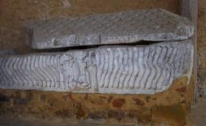 Sarcophage du prélat Anesance de Toujouse