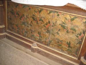 Autel décoré de cuir de Cordoue