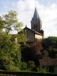 Eglise de Ste Christie d'Armagnac