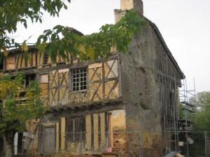 Le château du Castet