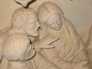 Marie Madeleine, Pierre et Judas